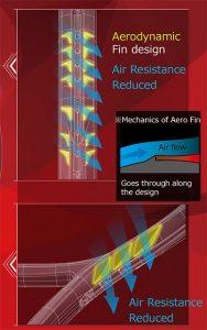 טכנולוגיית AERO FIN